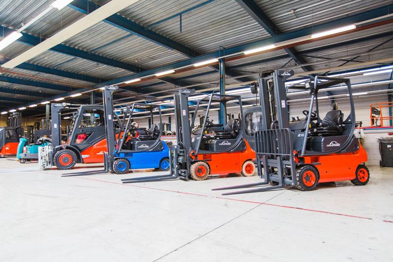 Used Equipment Center trucks